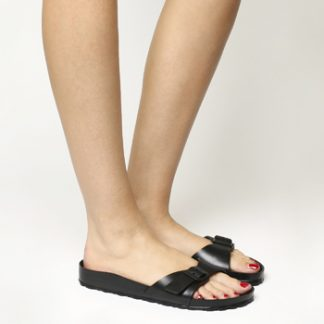 Birkenstock Madrid 1 Bar Mule BLACK EVA