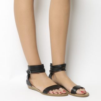 Blowfish Becha Sandal BLACK DYECUT
