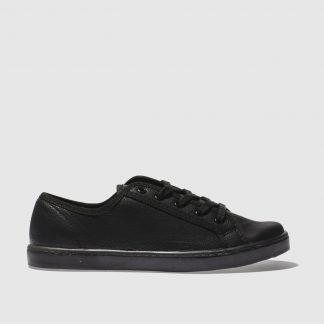 Schuh Black Good Times Trainers