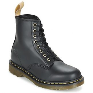 Dr Martens VEGAN 1460 women's Mid Boots in Black
