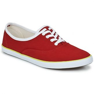 Veja DERBY women's Shoes (Trainers) in Red