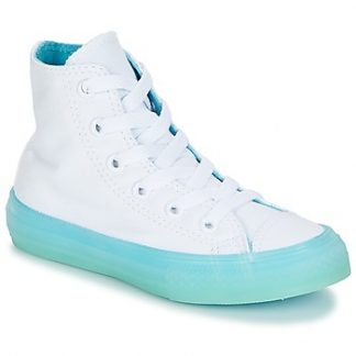 Converse Chuck Taylor All Star-Hi girls's Shoes (High-top Trainers) in White