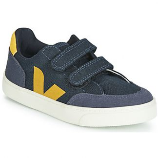 Veja V-12 boys's Shoes (Trainers) in Blue