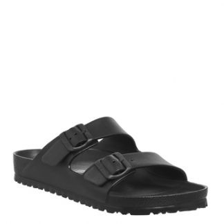 Birkenstock Arizona Two Strap BLACK EVA