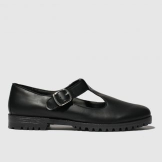 Schuh Black Making Meadows Flat Shoes