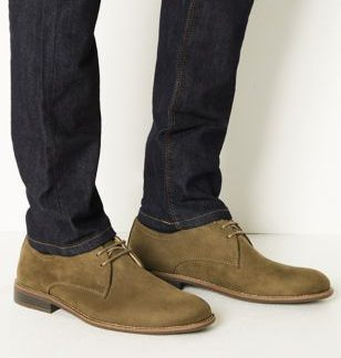 M&S Collection Lace-up Derby Shoes