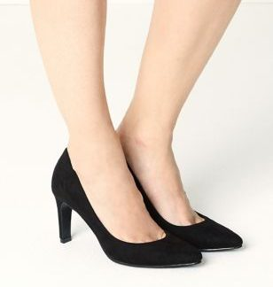 M&S Collection Stiletto Pointed Court Shoes