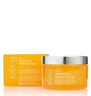 Rodial Vitamin C Brightening Cleansing Pads