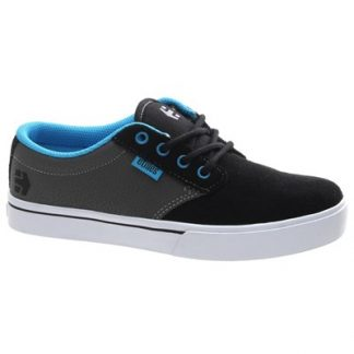 Jameson 2 Eco Kids Black/Grey/Blue Shoe