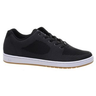 Accel Slim Ever Stitch Black Shoe