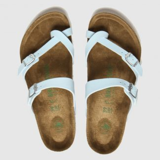 Birkenstock Blue Mayari Vegan Sandals