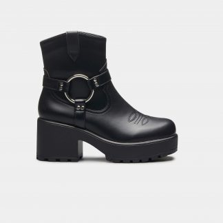 Gixer Ring Boots - UK 3 / Black