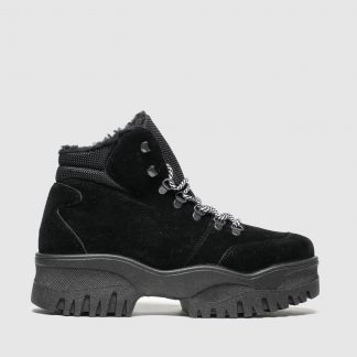 Schuh Black Ambience Boots