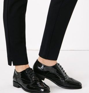 M&S Collection Lace Up Brogues