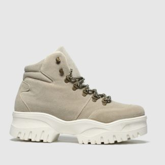 Schuh Beige Ambience Boots