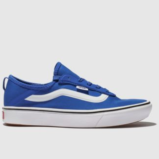 Vans Blue Comfycush Zushi Sf Trainers