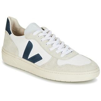 Veja V-10 women's Shoes (Trainers) in White